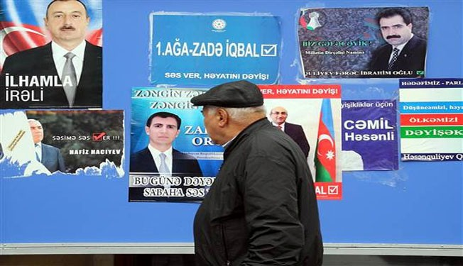 Azerbaijan slams US over election criticism