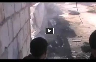 Photo of Video- Syrian army sniper reap the Syrian opposition terrorists , Real clashes