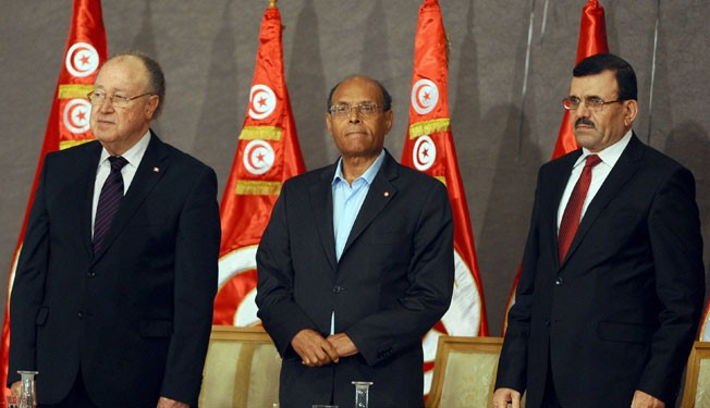Ennahda, Tunisia opposition agree on power transfer