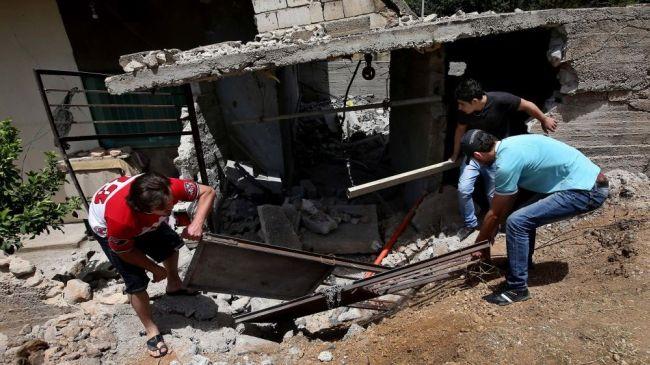 Four rockets hit Lebanon border city of Hermel