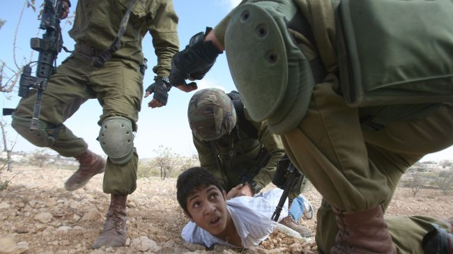 Israel continues abusing Palestinians