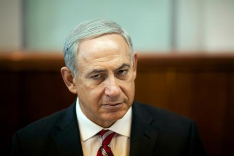 Israeli leader  Step up pressure on Iran