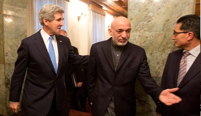 John Kerry pays sudden visit to Afghanistan