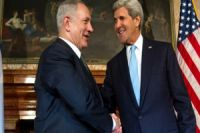 Kerry reassures Netanyahu over Iran