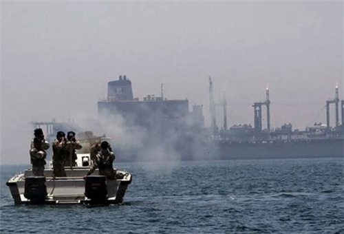 Navy Thwarts Pirate Attacks on Iranian Oil Tanker