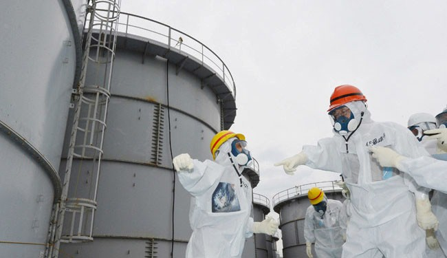 Radioactivity level spikes 6,500 times at Fukushima