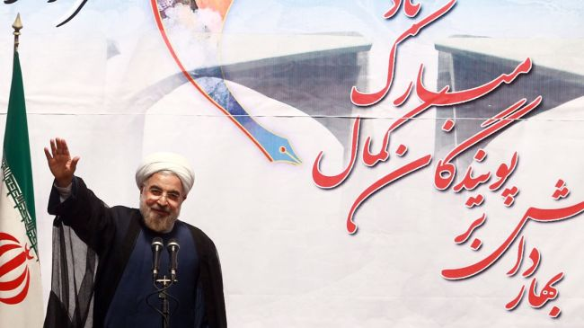 Rohani urges aiding scientific diplomacy in Iran