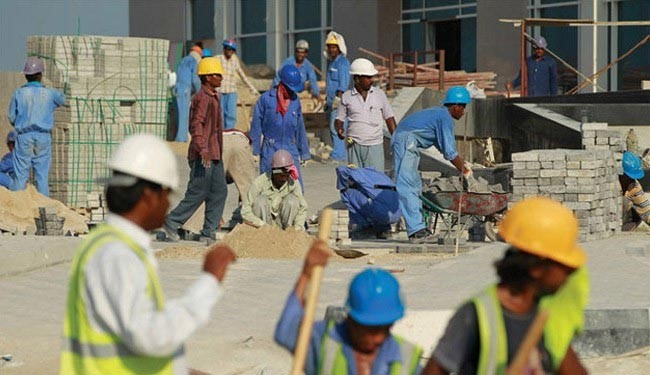 Slave labor in Qatar raises FIFA concerns