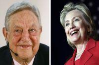 Soros backs Hillary Clinton for president