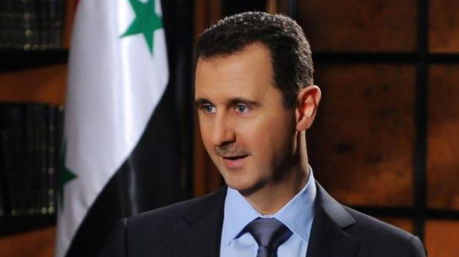 Syria ready for talks but not with terrorists