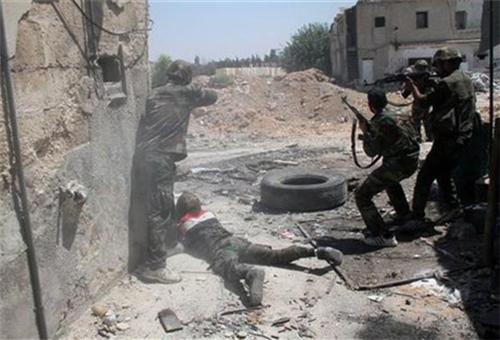 Syrian Army Repels Militants' Attack on Deir Ezzur's Strategic Area