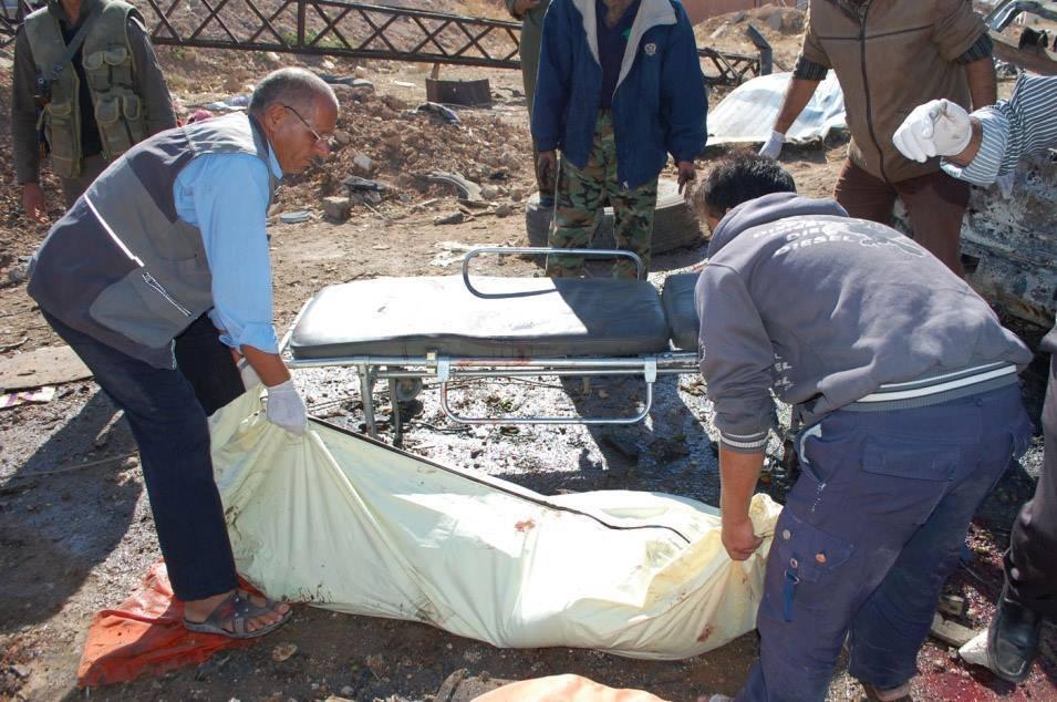 Thirty-seven civilians martyred, dozens injured in Hama