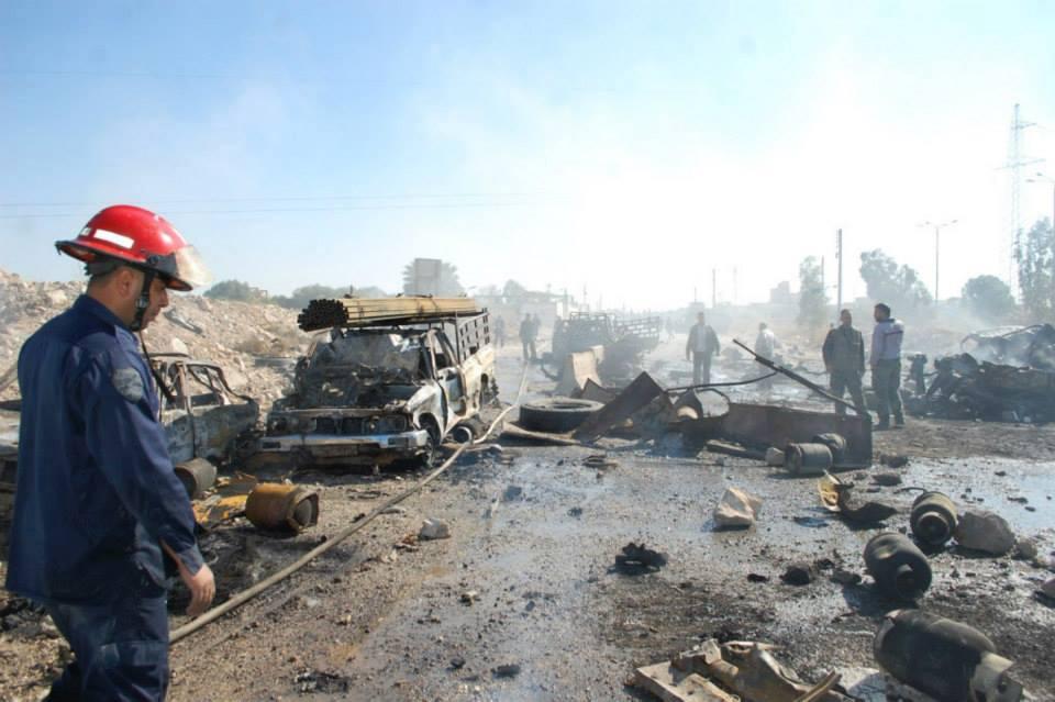 Thirty-seven civilians martyred, dozens injured in Hama2