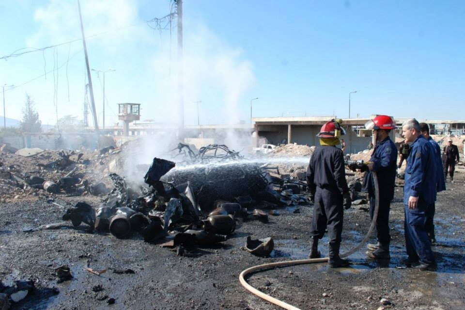 Thirty-seven civilians martyred, dozens injured in Hama5