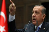 Turkey's Erdoghan declares he would destroy mosque to make way for roads