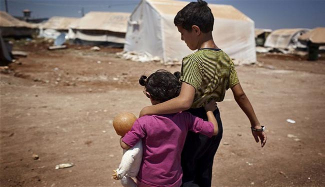 UN sees another 2m Syrian refugees in 2014