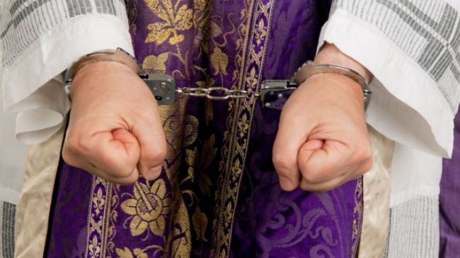 Photo of US woman abused by university priest