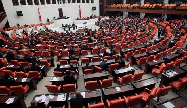 Turkish parliament renews permit to send troops to Syria