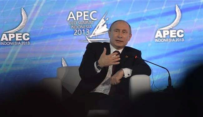 Syria 'very actively' cooperating on disarmament: Putin