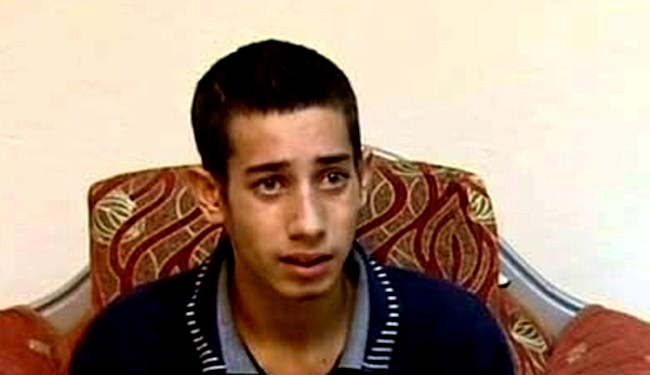 Syrian boy describes how he turned into a terrorist