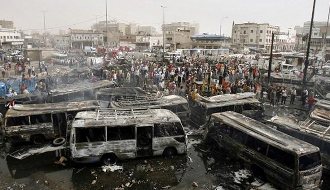 Half million Iraqis dead in US-led war, occupation