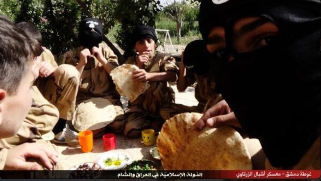 Al-Qaeda trains Syrian children in al-Ghouta: photos