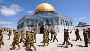 Hamas warns of Israel campaign to Judaize al-Quds
