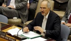 Envoy: UN violates principle of impartiality on Syria