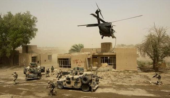 Gunmen shoot down helicopter in Iraq, kill 5