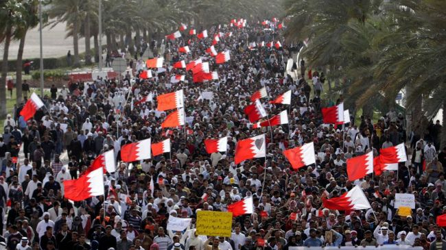 Photo of Bahraini court sentences 4 protesters to 15 years