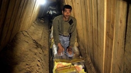 Photo of US-backed Egypt's military destroyed over 1,000 Gaza tunnels