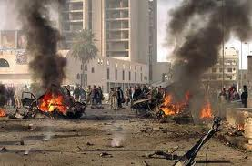 Photo of IRAQ BOMBING Car bomb attack south of Baghdad kills 2 civilians; 7 others injured