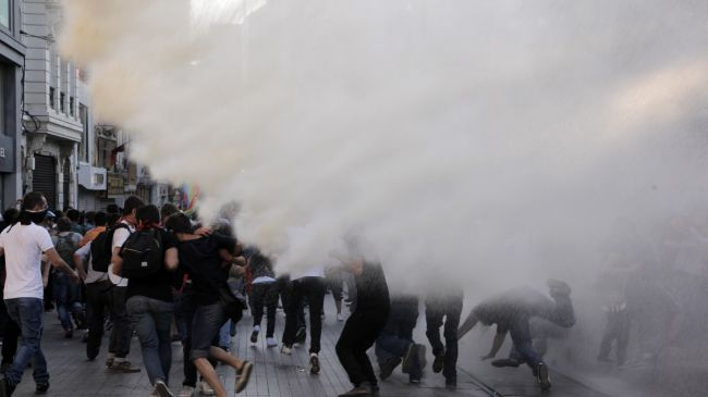 Photo of Turkey police accused of human rights violations