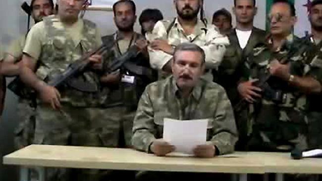 Photo of FSA founder probably killed in military operation