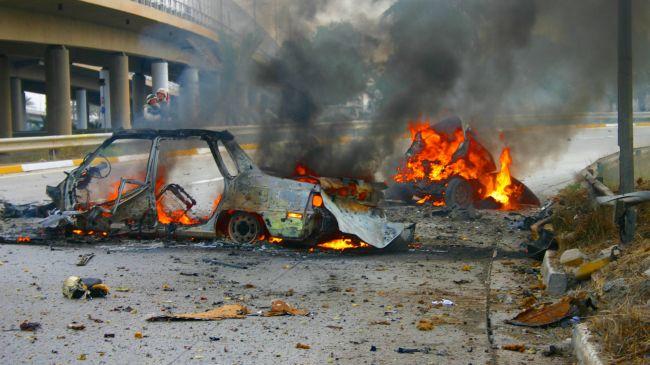 Photo of Bomb blast kills 8, injures 7 south of Baghdad