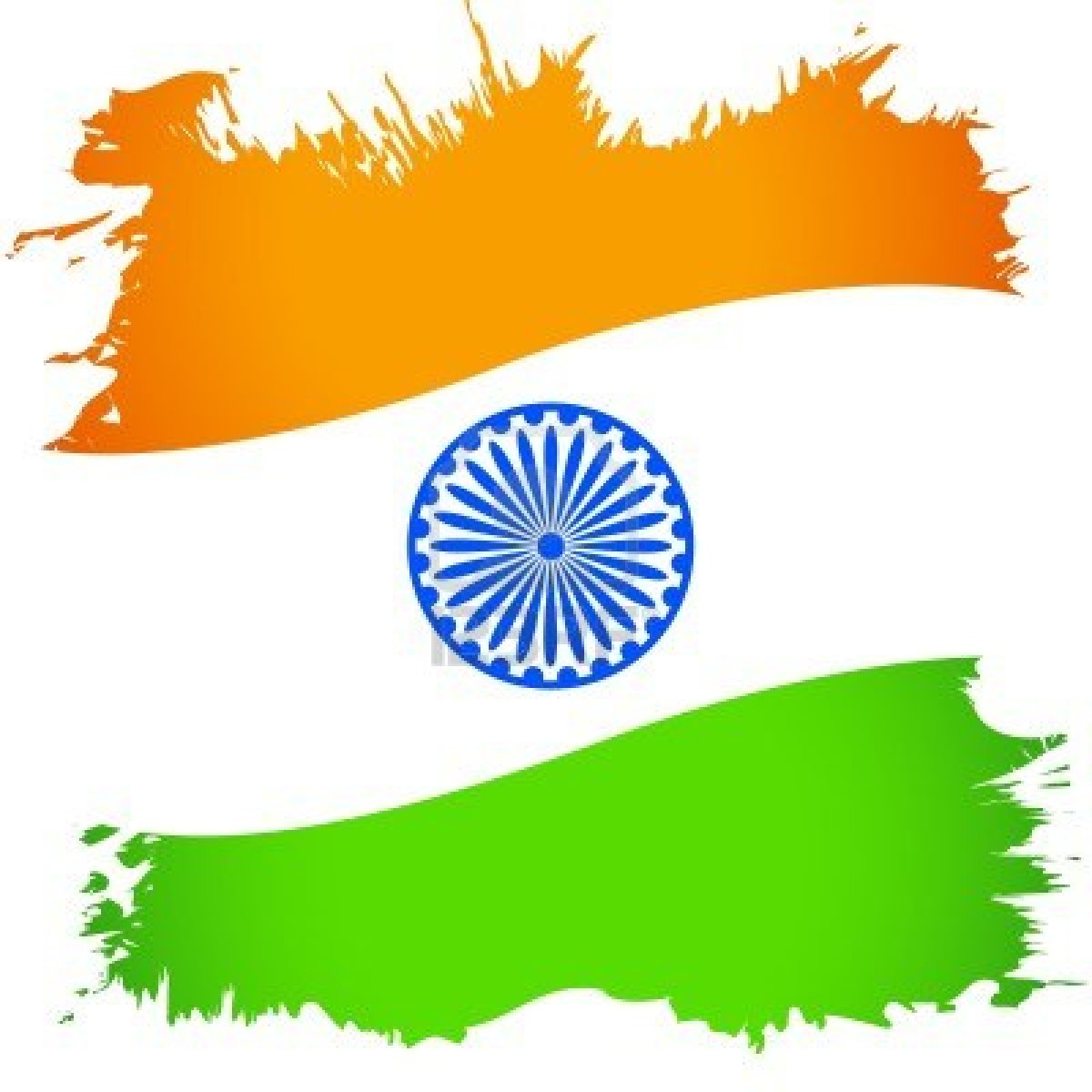 11779494-illustration-of-abstract-indian-flag-with-grunge