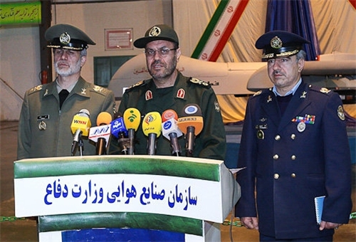 Photo of Minister: Iran's New Drone Can Fly for 30 Hours Non-Stop
