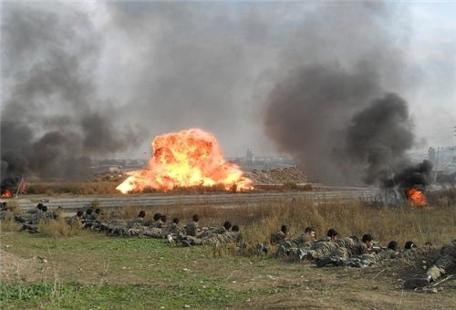 Photo of Basij Forces Start Massive Wargames in 9 Iranian Provinces