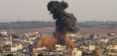 Photo of Urgent: Slaughterer Army Carries Out Two Airstrikes In Gaza
