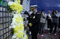 Photo of Navy officials renew allegiance to late Imam Khomeini