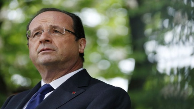 Photo of zionist servant French president's popularity at record low: Poll