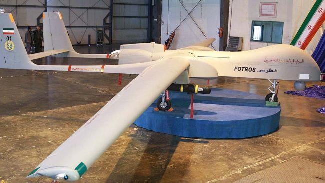 Photo of Iran unveils biggest indigenous drone