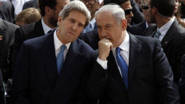 335513_Kerry Netanyahu