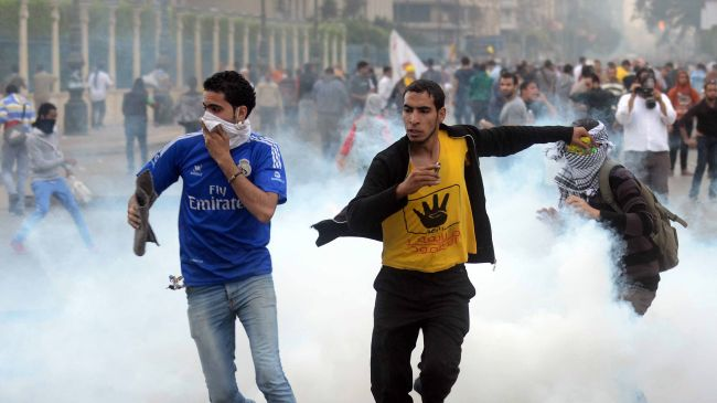 Photo of Two killed in Morsi supporters, opponents clashes