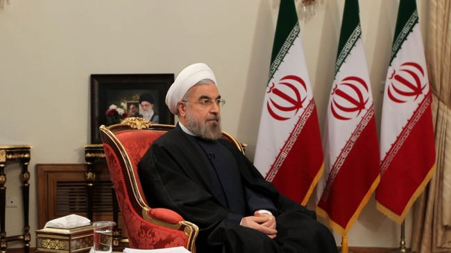 Photo of Iran will never stop enrichment, Rouhani