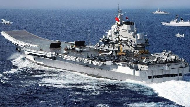 336971_Chinese aircraft carrier