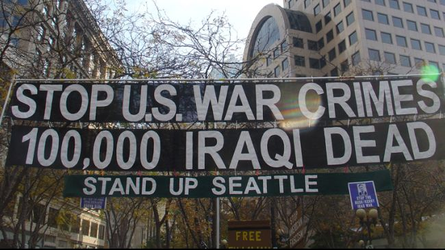 Photo of Double standards for US war crimes