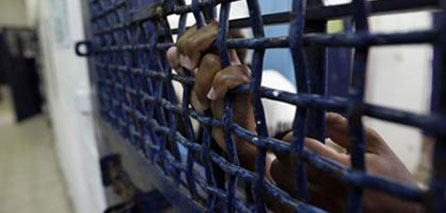 Photo of Palestinian Detainees In Asqalan Conduct Hunger Strike