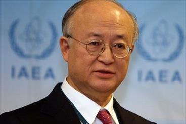 Amano assesses nuclear deal important step