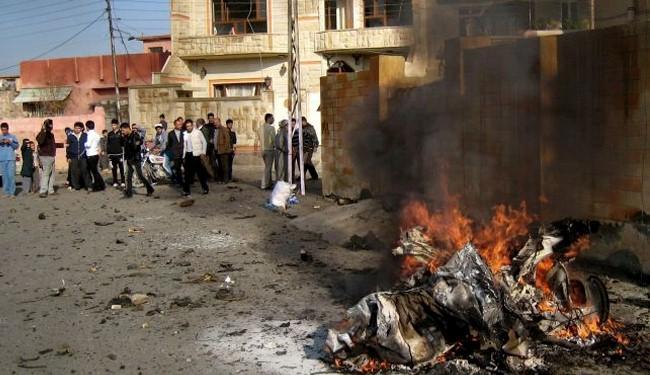 Photo of US axis car bomb attack kills at least 30 in Iraq